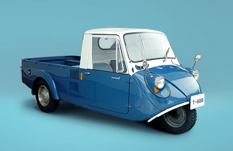 1969-the-t-600-starts-production